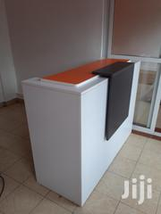 Reception Desk 1.4meter Ksh. 33,500.00 With Free Delivery   Furniture for sale in Nairobi, Nairobi West