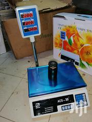 New Digital 30kgs Scale | Store Equipment for sale in Nairobi, Nairobi Central