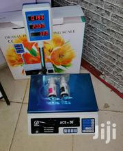 Butchery Weighing Scales Acs-30 /Acs-40 | Store Equipment for sale in Nairobi, Nairobi Central
