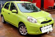 Nissan March 2012 Green | Cars for sale in Nairobi, Nairobi Central