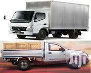 Hire A Pickup Or A Canter To Move Anything. Available All Over Nairobi | Logistics Services for sale in Nairobi, Kileleshwa