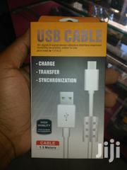Usb Cables | Accessories for Mobile Phones & Tablets for sale in Mombasa, Ziwa La Ng'Ombe