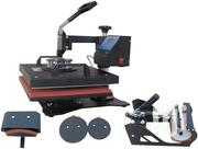 Combo Heat Print Machine T-shirts/Mug/Plate/Cap/Cup 5 In 1 | Printing Equipment for sale in Nairobi, Nairobi Central