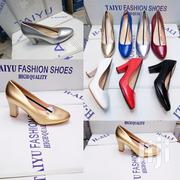 Classy Chunky Official Heels | Shoes for sale in Nairobi, Kileleshwa