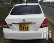 Nissan Tiida 2009 White | Cars for sale in Nairobi, Nairobi Central