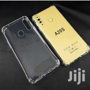 Samsung A20, 'A20s Clear Silicone Case Transparent Back Cover | Accessories for Mobile Phones & Tablets for sale in Nairobi, Nairobi Central