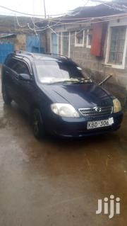 Toyota Fielder 2001 Blue | Cars for sale in Laikipia, Igwamiti
