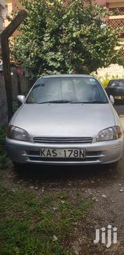 Toyota Starlet 1999 Silver | Cars for sale in Nairobi, Ngara