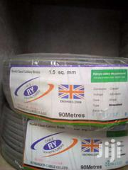 1.5 Mm Twin With Earth Electrical Cable | Electrical Equipments for sale in Nairobi, Nairobi Central