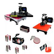 New 8 In 1 Heat Press Machine | Printing Equipment for sale in Nairobi, Nairobi Central