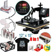 Digital Heat Press Machine Transfer Sublimation For T-shirt Mug Hat | Printing Equipment for sale in Nairobi, Nairobi Central