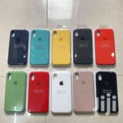 Original Apple iPhone X XS XR Silicone Case   Accessories for Mobile Phones & Tablets for sale in Nairobi, Nairobi Central