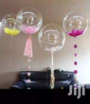 Clear Ballons With Confetti/Feathers   Home Accessories for sale in Nairobi, Nairobi Central