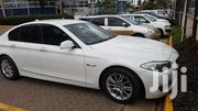 BMW 520i 2010 White | Cars for sale in Nairobi, Parklands/Highridge