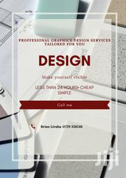 Graphic Design Services | Computer & IT Services for sale in Nairobi, Kasarani
