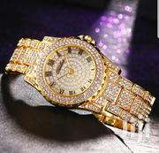Gold/Silver Diamond Watch | Watches for sale in Nairobi, Nairobi South