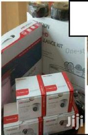 4 CCTV Cameras System Complete Package Kit | Security & Surveillance for sale in Nairobi, Nairobi Central