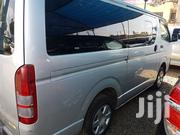 Toyota HiAce 2013 Silver | Buses & Microbuses for sale in Mombasa, Tudor