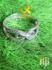 Infinity Promisory Solid Silver Ladies Ring | Jewelry for sale in Nairobi, Lower Savannah