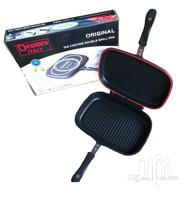 40cm Dessini Double Grill Pan Double Frying Pan Double Sided Pan | Kitchen & Dining for sale in Nairobi, Nairobi Central