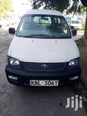 Toyota Townace 2005 White | Cars for sale in Mombasa, Shanzu