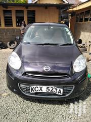 Nissan March 2012 Black | Cars for sale in Nairobi, Makina
