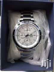 White And Black Dial Casio With Guarantee Certificate | Watches for sale in Mombasa, Tononoka