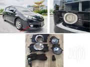 Toyota Wish: 2010+: Complete Fog Lamp Set With Chrome Finish: ZGE20 | Vehicle Parts & Accessories for sale in Nairobi, Nairobi Central