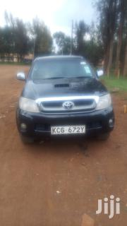 Toyota Hilux 2010 Black | Cars for sale in Uasin Gishu, Racecourse