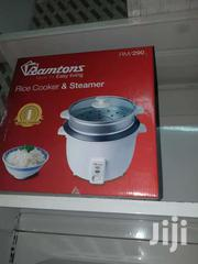 Rice Cooker. Brand New And Original Ramtons High Quality. We Deliver | Kitchen Appliances for sale in Mombasa, Tudor