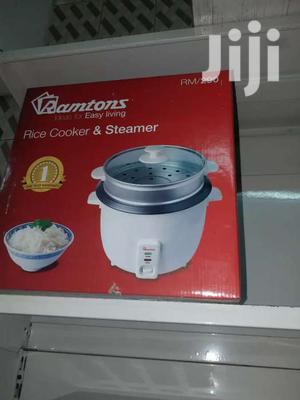 Rice Cooker. Brand New And Original Ramtons High Quality. We Deliver