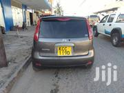 Nissan Note 2008 Gray | Cars for sale in Mombasa, Shanzu