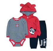 Warm 3 Piece Hooded Baby Boy Sets.   Children's Clothing for sale in Bomet, Silibwet Township
