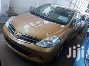 New Nissan Tiida 2012 1.6 Hatchback Gold | Cars for sale in Mombasa, Shimanzi/Ganjoni