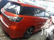 New Toyota Wish 2012 Orange | Cars for sale in Mombasa, Shimanzi/Ganjoni