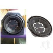 Pioneer TS-W300S4 1400 Watts 400 Watts Rms Woofer Deep Bass | Vehicle Parts & Accessories for sale in Nairobi, Nairobi Central