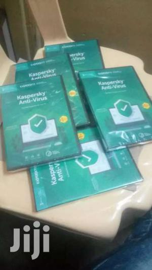 Kaspersky Antivirus 1 User + 1 Free 2019