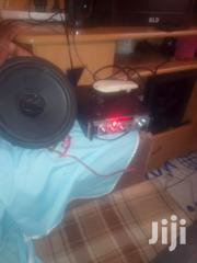 Radio Amplifier And A Kinyozi | Audio & Music Equipment for sale in Murang'a, Nginda