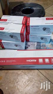 4 Cameras Full Kit Plus Installation | Security & Surveillance for sale in Nairobi, Nairobi Central