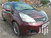 Nissan Note 2010 1.4 Red | Cars for sale in Nairobi, Umoja II