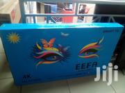 Eefa 55 Inches Smart Android 4k | TV & DVD Equipment for sale in Nairobi, Nairobi Central