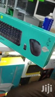 Logitech Wireless Mouse and Keyboard | Musical Instruments for sale in Nairobi, Nairobi Central