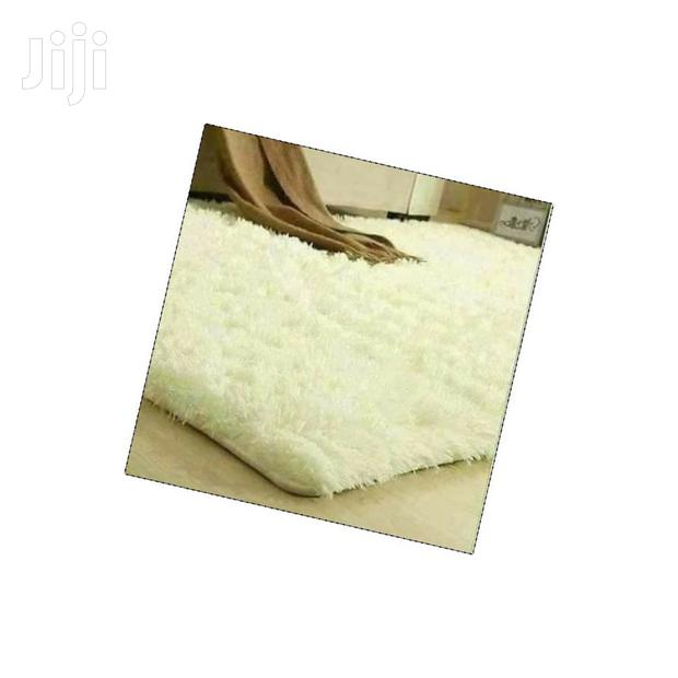 Soft Fluffy Carpets Available.