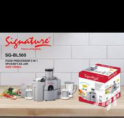 Signature 5 In 1 Food Processor,Free Delivery Cbd | Kitchen Appliances for sale in Nairobi, Nairobi Central
