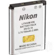 Nikon Battery EN-EL19 | Photo & Video Cameras for sale in Kisumu, Central Kisumu