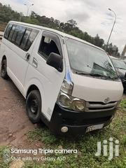 Toyota Hiace 2008 White | Buses & Microbuses for sale in Nairobi, Nairobi Central