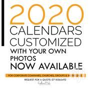 2020 Calendars With Your Own Photos | Other Services for sale in Nairobi, Kasarani
