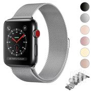 Milanese Loop Bracelet Strap For Apple Watch Band 44mm/42mm/38mm/40mm | Smart Watches & Trackers for sale in Nairobi, Nairobi Central