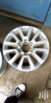 Land Cruiser Prado TX Original Sport Rim Size 18 | Vehicle Parts & Accessories for sale in Nairobi, Nairobi Central