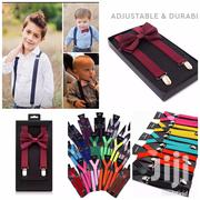 Adults And Kids Suspenders | Wedding Wear for sale in Nairobi, Nairobi Central
